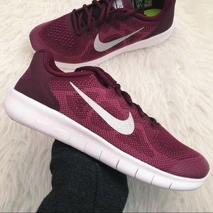 NEW Nike Free RN 2017 Women's Sneakers